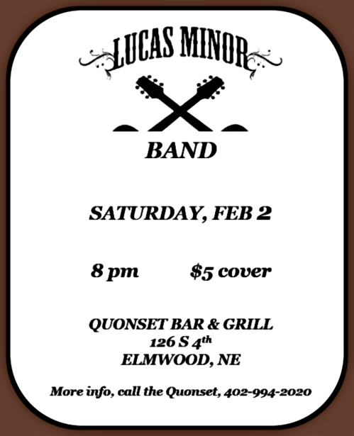 Lucas Minor Band