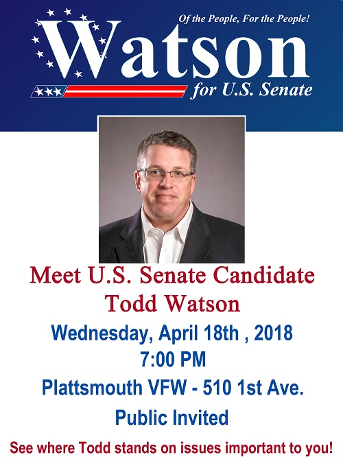 Meet the Candidate Plattsmouth