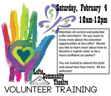 LOFTE VolunteerTraining