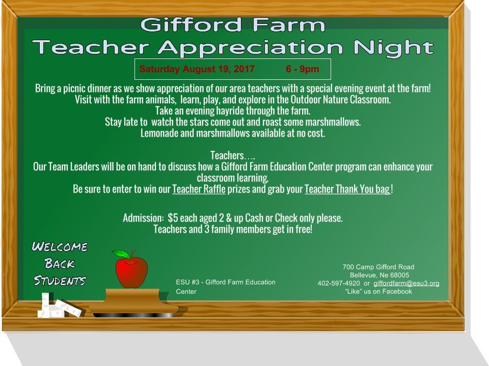 Gifford farm teacherapp